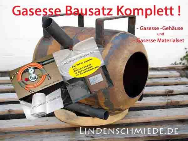Gasesse Komplett Bausatz kaufen