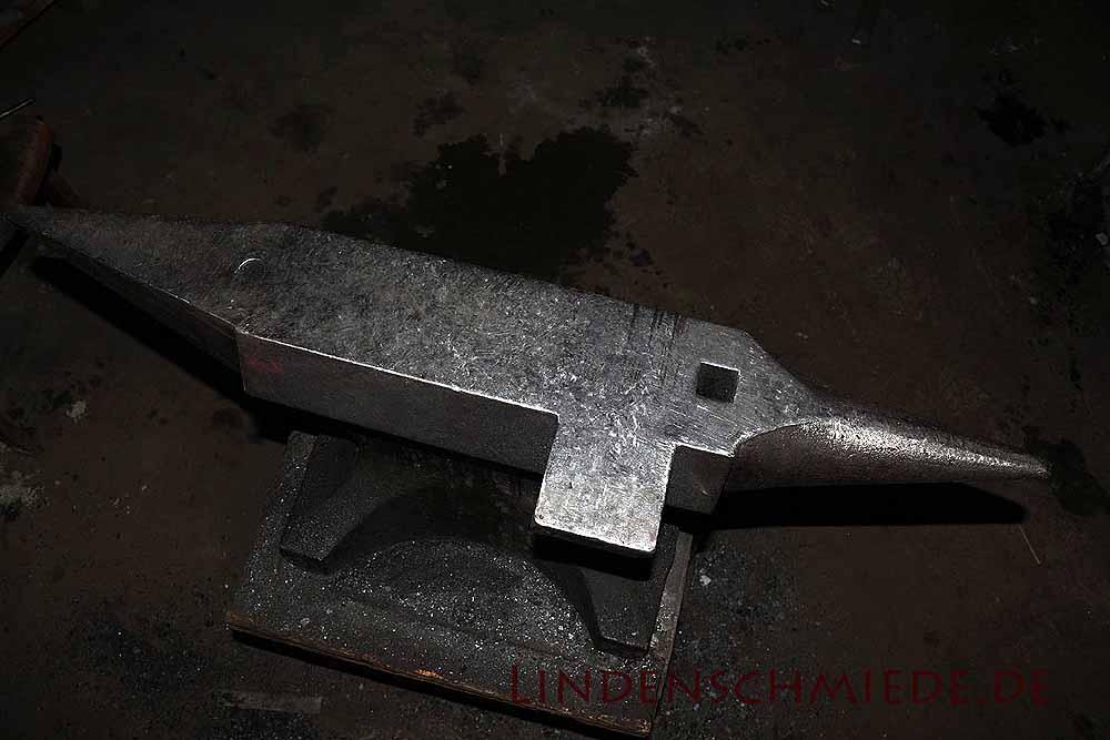 Amboss zum Messer Schmieden